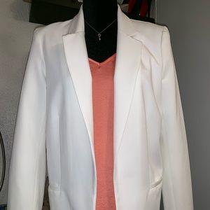 AQUA White Blazer, New